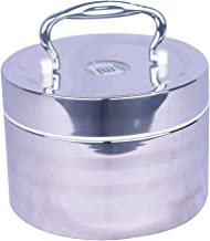 Bin Shihoun-Abomar Stainless Steel Food Storage Canisters - 1.1 Litre