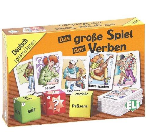 ELI Language Games: Das grosse Spiel der Verben (Eli  19.60%)
