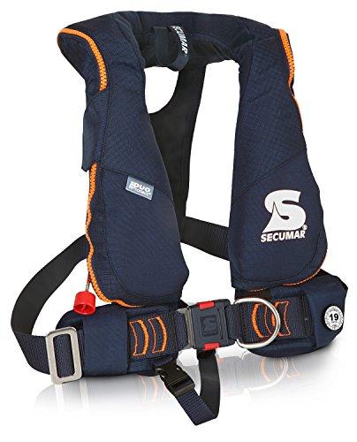 Secumar Junior Duo Protect automatik Rettungsweste 150N Klasse