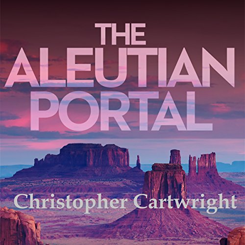 The Aleutian Portal audiobook cover art
