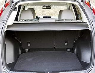 caartonn Cargo cover Compatible for 2012 2013 2014 2015 2016 Honda Crv Trunk Retractable Cargo Luggage Security Shade Cover Shield Black