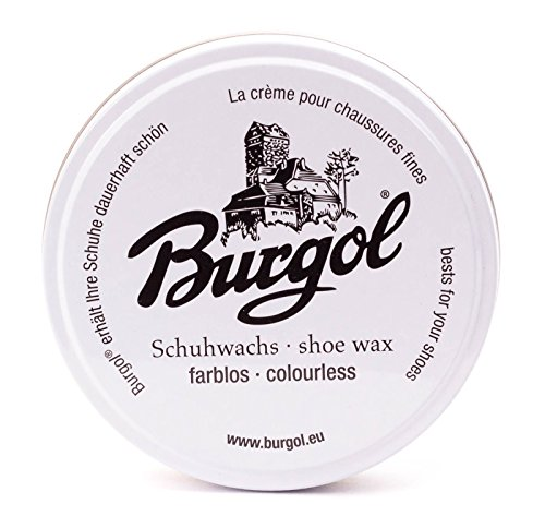 Burgol Palmenwachs Schuhcreme 100ml, FARBLOS