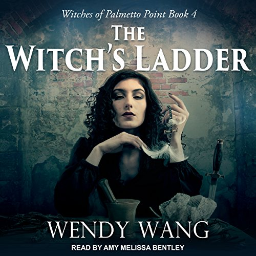 The Witch's Ladder audiobook cover art
