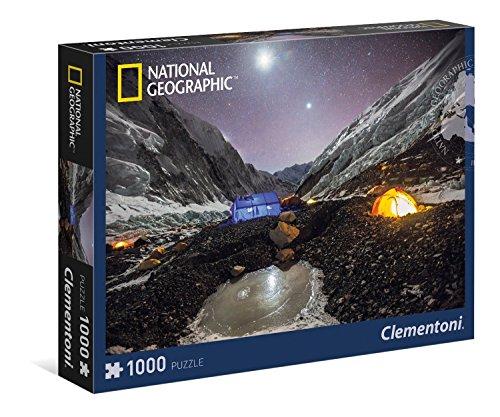 Clementoni - Puzzle de 1000 Piezas, diseño Everest (393107)