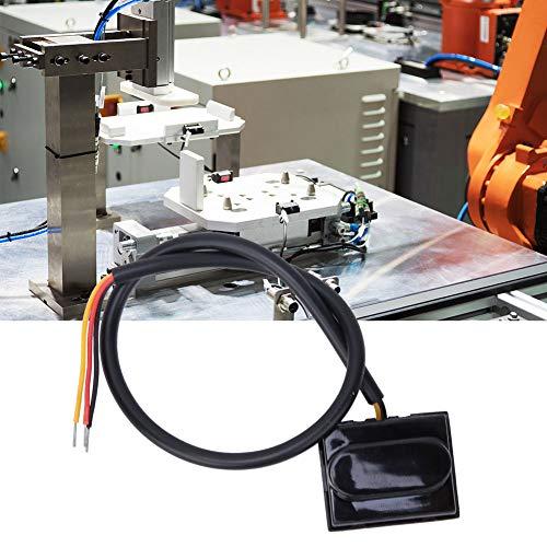 Sensor fotoeléctrico infrarrojo, plástico Hecho Inteligente casa de Espalda Espalda Reflejo difuso fotoeléctrico