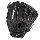 Mizuno GMVP1250PF3 MVP Prime Fastpitch Softball Gloves, 12.5', Right Hand Throw