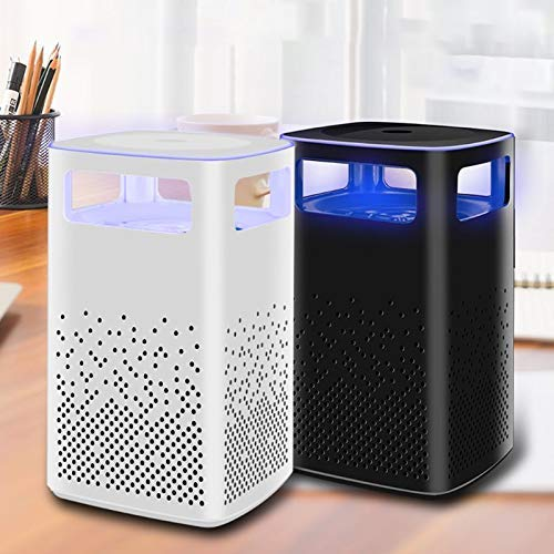 Remus Upgraded USB Mosquito Killer Lamp, Indoor Bug Zapper Plug in, Electronic LED Light Insect Trap Pest Control with USB Power Adapter