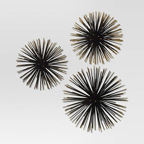 Sea Urchin Wall Décor Gold - Project 62