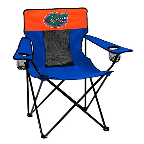 Logo Brands Officially Licensed NCAA Unisex Elite Chair, One Size,Florida Gators