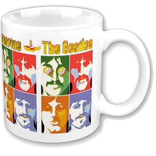 The Beatles Mug, Yellow Submarine:sea Of Science