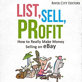 List, Sell, Profit cover art