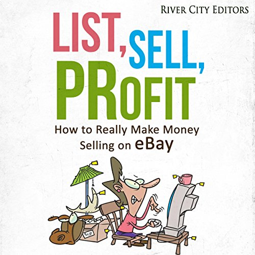 List, Sell, Profit audiobook cover art