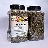 Té Moruno HIERBALIA | Deliciosa mezcla de té verde gunpowder y hojas de hierbabuena seca | Varios formatos (Bolsa 1 Kg.)