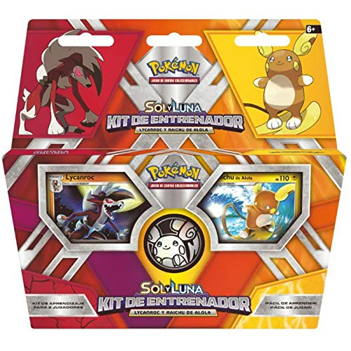 Cartas Pokémon Kit Entrenador...
