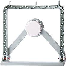 バスルーム洗面台ハンギングラック自動リバウンド洗面台棚強力な吸引トレースなし吸盤洗面器フレームホルダー