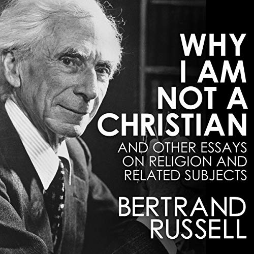 Why I Am Not a Christian cover art