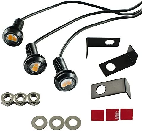 Alpena 77162 PositionPodz LED Marker Light for Rooftop and Grille 1 Pack product image