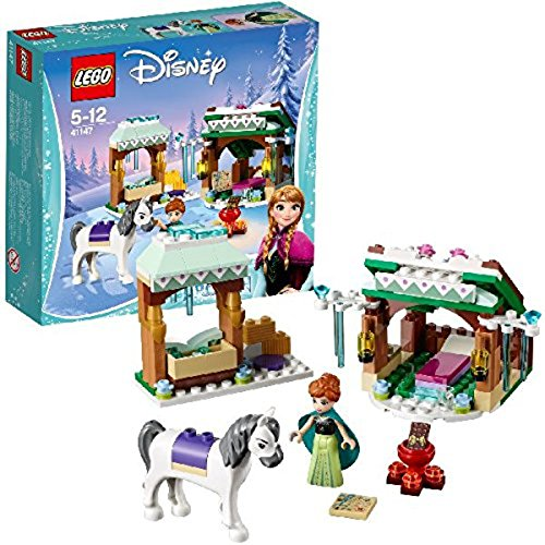 LEGO - 41147 - Disney Princess - Jeu de Construction - L'aventure...