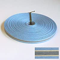 紙バンド手芸用ホビーテープ 30m巻 ストライプ3C アーバン