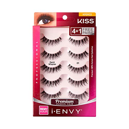 I-ENVY Beyond Naturale 01 Lashes Demi Wispies KPEM33