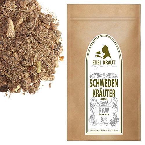 EDEL KRAUT   SCHWEDENBITTER ANSATZ GROß Premium Schwedenkräuter - Maria Treben 250g
