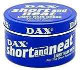 Dax Short & Neat Light Hair Dress 3.5oz by DAX