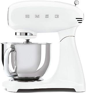 Smeg Stand Mixer, 5qt, All-White. SMF03WHUS