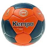 Kempa Spectrum Synergy Primo Ballon de Handball Pétrole/Shock Orange