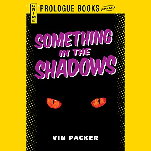 Something in the Shadows audiobook cover art