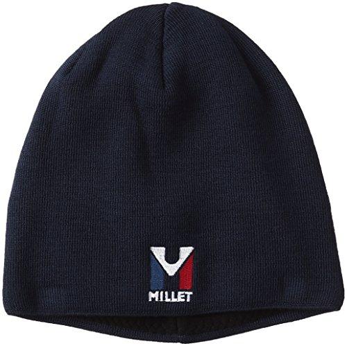 Millet - Primaloft RS Cap - Bonnet mixte isolante et déperlante - Alpinisme, Randonnée, Trekking - Bleu - Taille unique