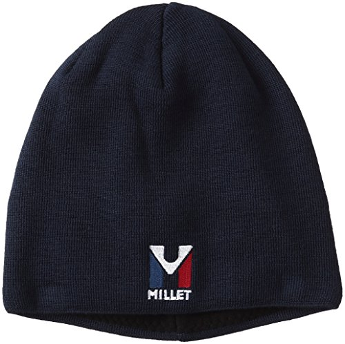 Millet Active Wool Beanie Hat, Saphir, U Mens