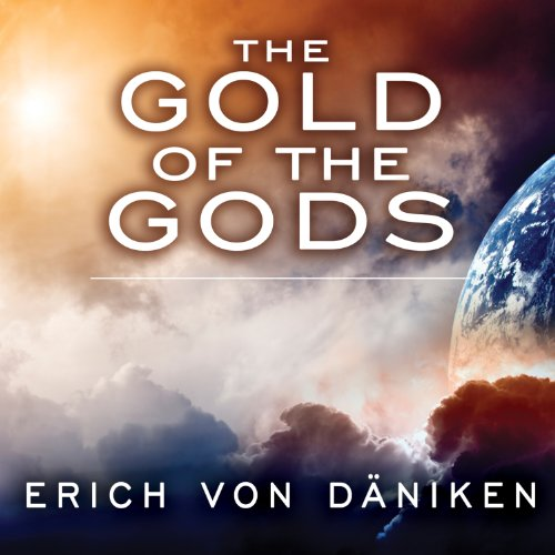 The Gold of the Gods audiobook cover art