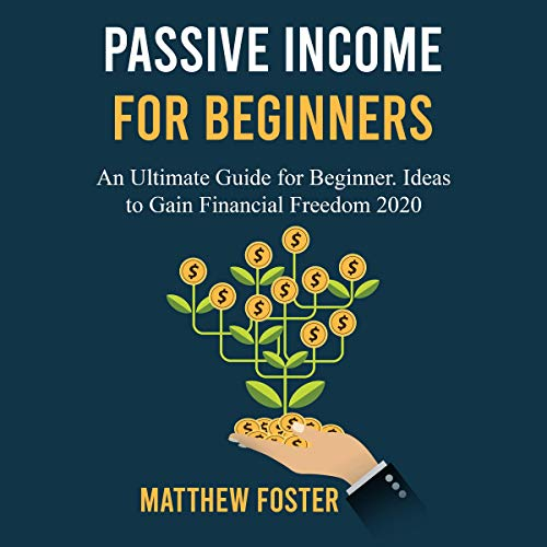 Passive Income for Beginners cover art