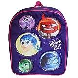 Inside Out Disney Pixar - Del Revés - mochila niños - con 3D óptica 24 x 31 x 9 cm