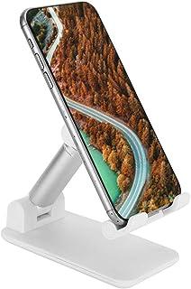 Gedourain Support de Tablette, Support de Support réglable Design Ergonomique pour Tablette de téléphone Portable(Blanche)