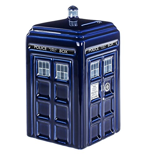 Doctor Who TARDIS Spardose