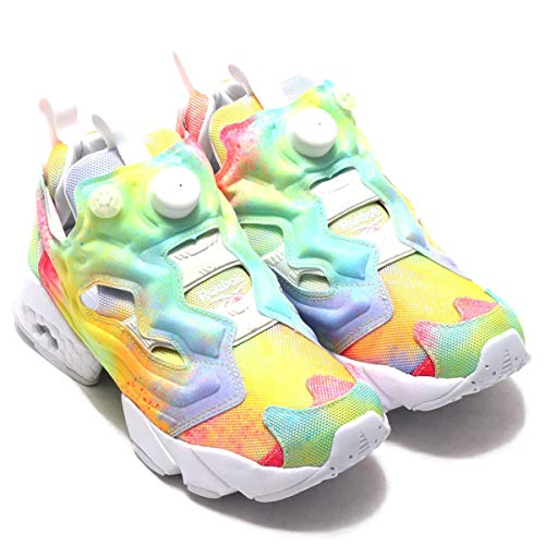 Reebok Instapump Fury - Zapatillas deportivas para mujer, multicolor, Mujer, FX4775, multicolor, 36 EU