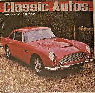 Best classic car desk calendar 2019 Reviews