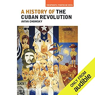 A History of the Cuban Revolution copertina