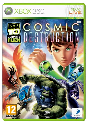 Ben 10 Ultimate Alien: Cosmic Destruction (Xbox 360) [Importación inglesa]