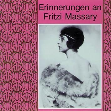 Erinnerungen an Fritzi Massary