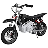 Razor MX400 Dirt Rocket Ride On 24V Electric Toy Motocross Motorcycle Dirt...