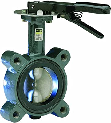 Viega 22074 ProPress Butterfly Valve with 2-1/2-Inch Valve Size from Viega PEX