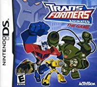 Transformers Animated The Game (北米版)
