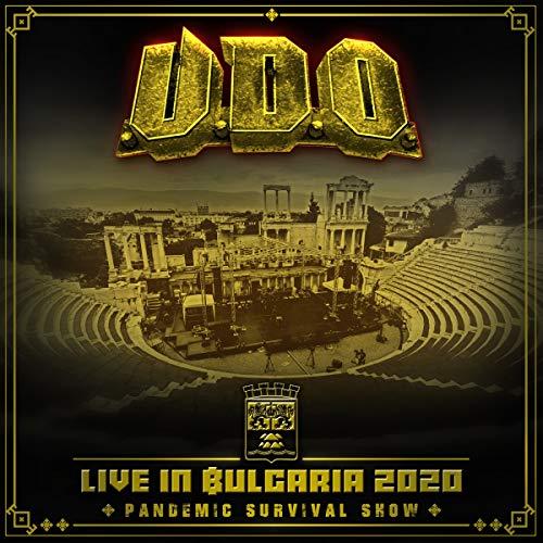 Live in Bulgaria 2020-Pandemic Survival Show (BRD+2CD Digipak)