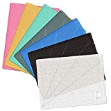 A1 (36L x 24W Inch) (900 x 600 mm) Self Healing Eco Friendly Colorful Cutting Mat (White)