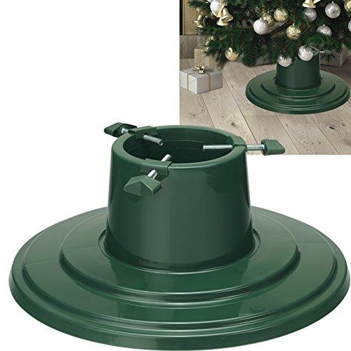 Supporto per albero di Natale, 40cm, base rotonda per albero di Natale