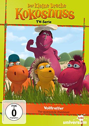 Der kleine Drache Kokosnuss - TV-Serie 2: Volltreffer