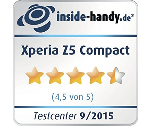 Sony Xperia Z5 Compact Smartphone (4,6 Zoll, 32 GB) - 13
