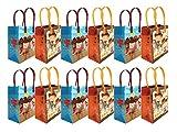 Western Cowboy - Bolsas de regalo con diseño de vaquera (12 unidades)